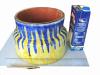 Glazed Maputo Ceramic Stove