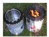 Burner Module, Sunken Pot Module